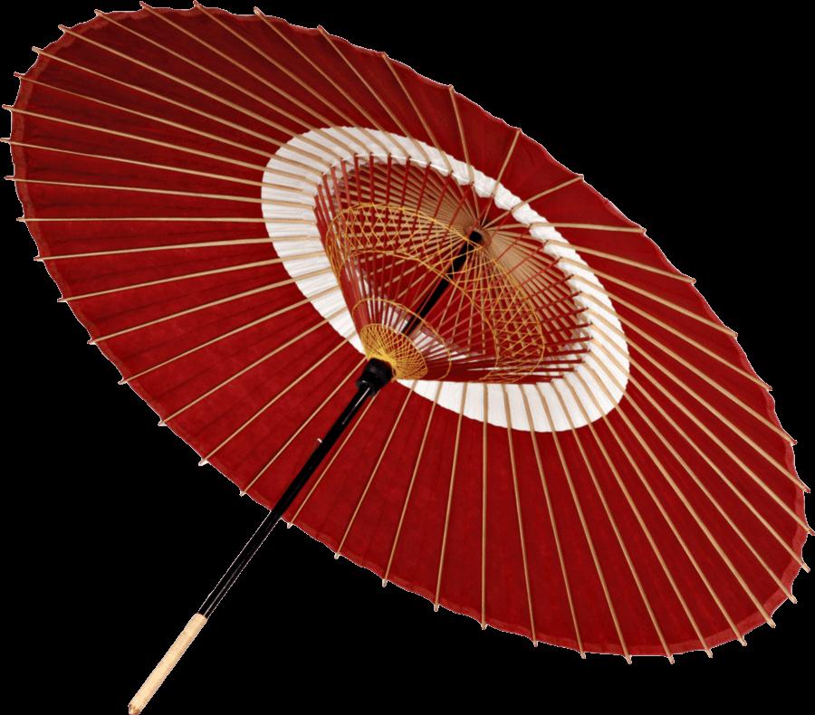 朱夏の和傘イメージ