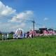 2017年鶴市花傘鉾祭りが開催されました。